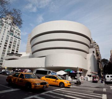 Frank Lloyd Wright, The Guggenheim, Fifth Avenue